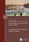 Livre numérique Les archives de fouilles: modes d'emploi