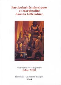 Livre numérique Particularités physiques et marginalité dans la littérature