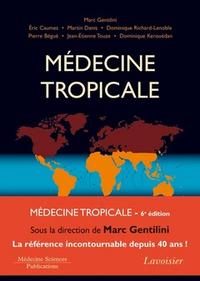 Livre numérique Médecine tropicale