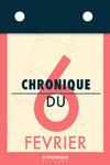 Livre numérique Chronique du 6  février
