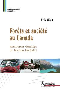 Livre numérique Forêts et société au Canada