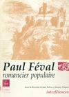 Livre numérique Paul Féval, romancier populaire