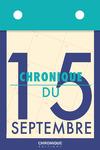 Livre numérique Chronique du 15 septembre