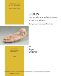 Sidon et la Phénicie méridionale au Bronze récent, À PROPOS DES TOMBES DE DAKERMAN