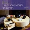 Livre numérique Créer son mobilier en carton - Volume 2