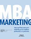 Livre numérique MBA Marketing