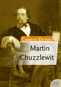 Livre numérique Martin Chuzzlewit