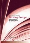 Livre numérique Writing Europe
