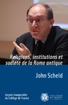 Livre numérique Religion, institutions et société de la Rome antique