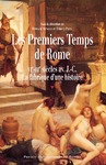 Livre numérique Les premiers temps de Rome