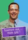 Livre numérique Taximen oui,… mais gay!