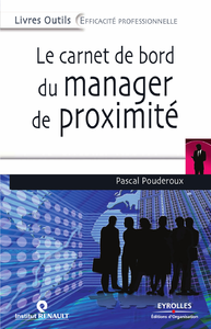 Livre numérique Le carnet de bord du manager de proximité