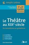 Livre numérique Le Théâtre au XIXe siècle