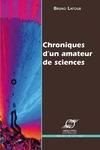 Livre numérique Chroniques d'un amateur de sciences
