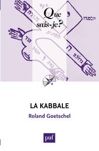 La Kabbale, « Que sais-je ? » n° 1105
