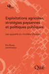 Livre numérique Exploitations agricoles, stratégies paysannes et politiques publiques