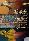 Livre numérique Ali Baba, Sindbad le marin et Aladin