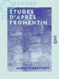 Études d'après Fromentin