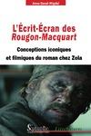 Livre numérique L'Écrit-Écran des Rougon-Macquart