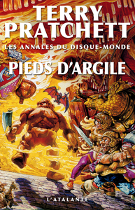 Les annales du Disque-monde. Volume 19, Pieds d'argile