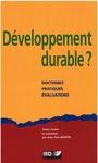 Livre numérique Développement durable?