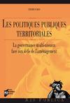 Livre numérique Les politiques publiques territoriales