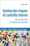 Livre numérique Gestion des risques et contrôle interne