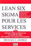 Livre numérique Lean Six Sigma pour les servives