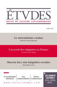 Etudes : Macron face aux inégalités sociales