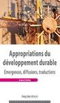 Livre numérique Appropriations du développement durable