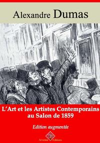 L'Art et les Artistes contemporains au salon de 1859 – suivi d'annexes, Nouvelle édition 2019