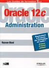 Livre numérique Oracle 12c - Administration
