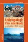 Livre numérique Anthropologie d'une catastrophe
