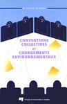 Livre numérique Conventions collectives et changements environnementaux