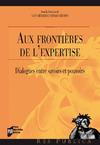 Livre numérique Aux frontières de l'expertise