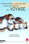 Livre numérique Variations juridiques sur le thème du voyage