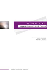 Livre numérique Mutations de l'État et protection des droits de l'homme
