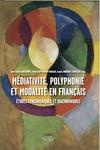Livre numérique Médiativité, polyphonie et modalité en français
