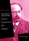 Livre numérique Les Rougon-Macquart, livres 6 à 10