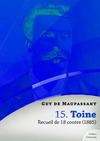 Livre numérique Toine, recueil de 18 contes