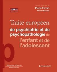 Livre numérique Traité européen de psychiatrie et de psychopathologie de l'enfant et de l'adolescent