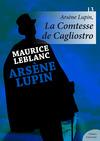 Livre numérique Arsène Lupin, La Comtesse de Cagliostro