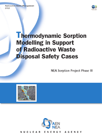 Thermodynamic Sorption Modelling in Support of Radioactive Waste Disposal Safety Cases