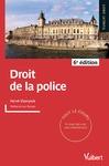 Livre numérique Droit de la police