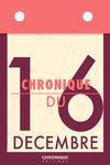 Livre numérique Chronique du 16 décembre