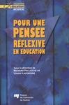 Livre numérique Pour une pensée réflexive en éducation