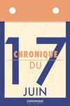 Livre numérique Chronique du 17  juin