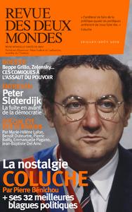 Revue des Deux Mondes juillet-août 2019
