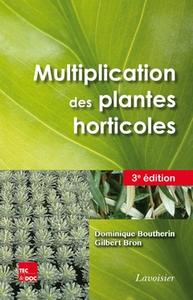 Livre numérique Multiplication des plantes horticoles