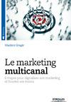 Livre numérique Le marketing multicanal